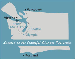 North Olympic Discovery Marathon is located on the beautiful Olympic Peninsula. Join us and support the Captain Joseph House Foundation with your donations and join Team Run For Joe