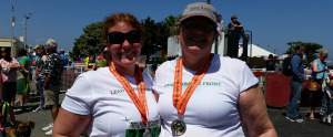 Join the Run For Joe Team and support the Captain Joseph House in Port Angeles WA